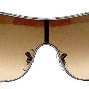 72261cca81 Ray-Ban Accessories | Rayban 3321 Gunmetal Sunglasses Used | Poshmark